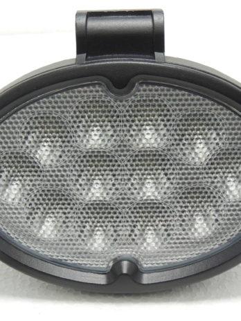 LAMPA ROBOCZA 12 LED TT.13236F OWALNA 36W ŚWIATŁO ROZPROSZONE