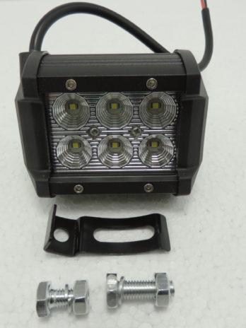 LAMPA ROBOCZA 6 LED TT.28018F 18W