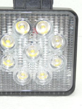 LAMPA ROBOCZA 9 LED TT.13217 KWADRATOWA