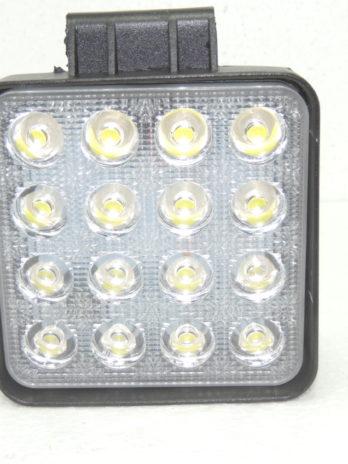 LAMPA ROBOCZA 16 LED TT.13208 KWADRATOWA