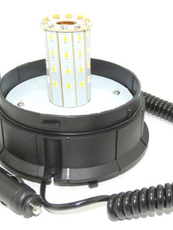 LAMPA OSTRZEGAWCZA LED TT.190L NA MAGNES